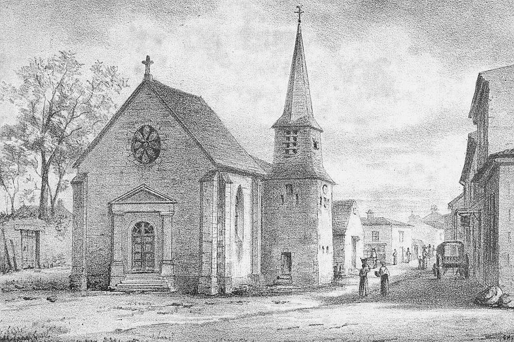 Ancienne Eglise 1878