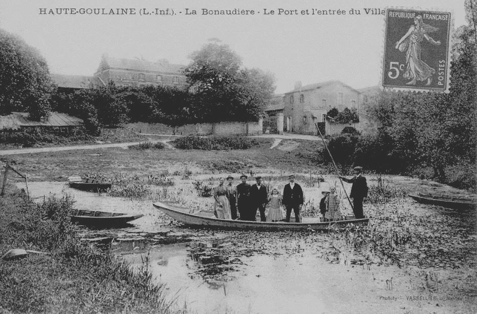 La Bonaudière