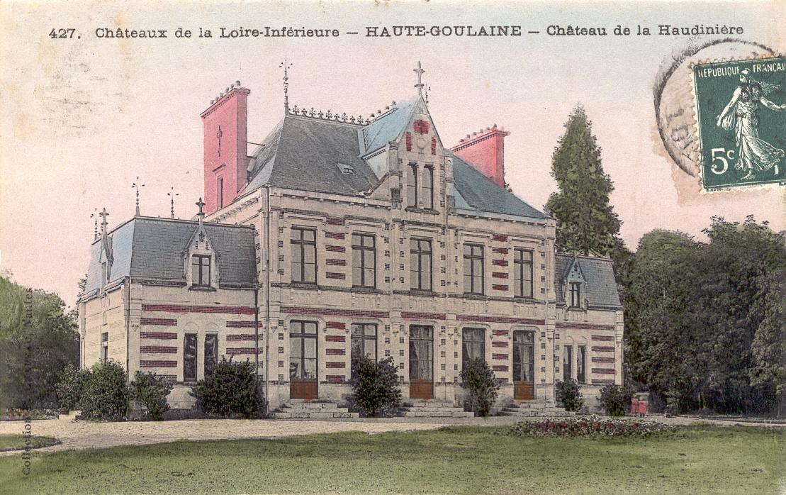 Le Château de la Haudinière