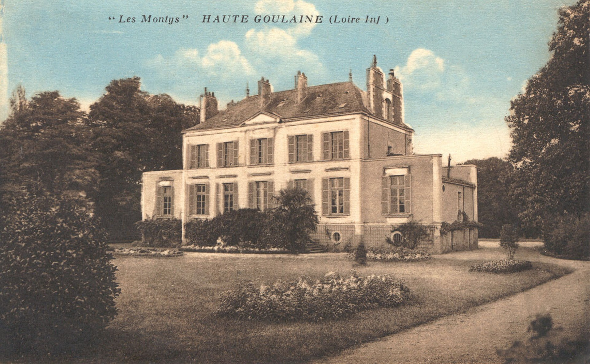Villa des Montys
